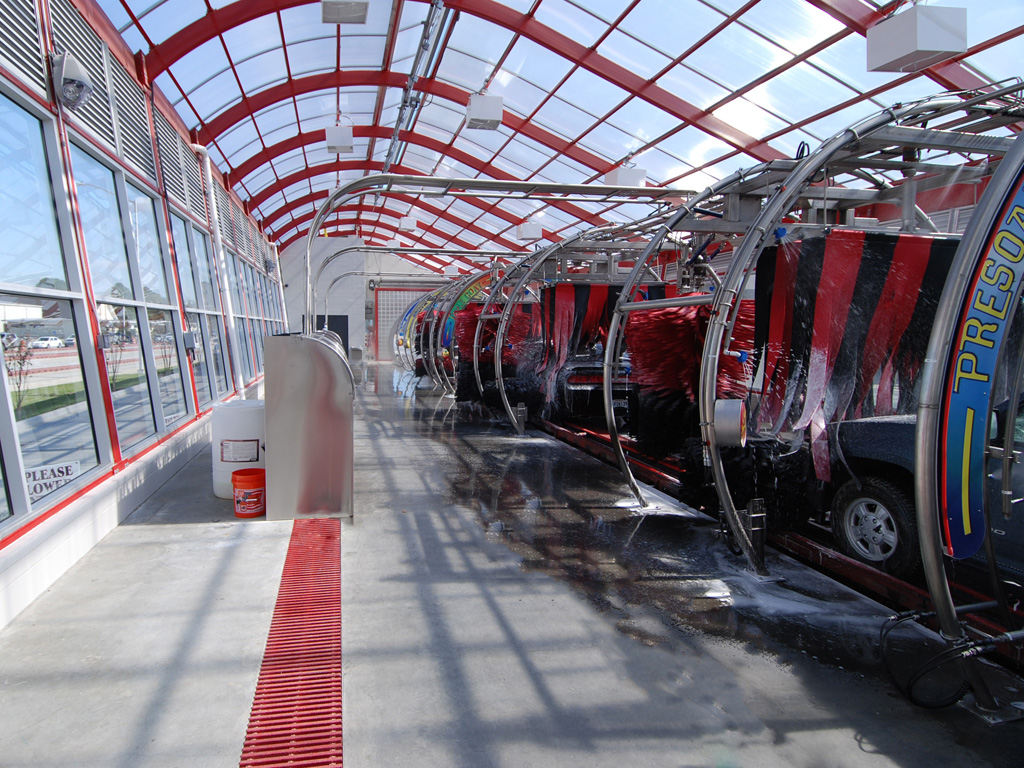 Best Touchless Car Washes Near Me